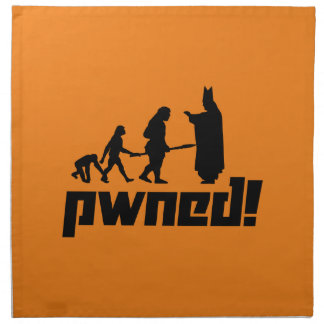 ¡Pwned! Servilleta