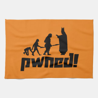 ¡Pwned! Toallas De Mano