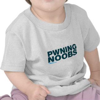 Pwning Noobs Shirt