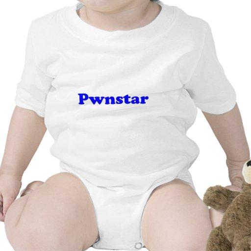 pwnstar traje de bebé