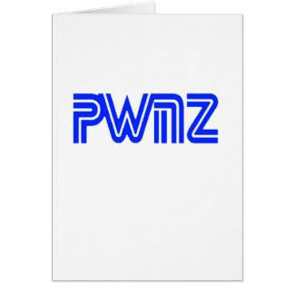 PWNZ CARD