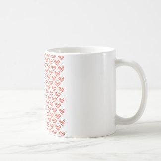 PX Heart Coffee Mug