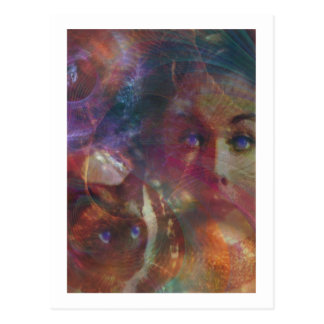 Pyewacket and Gillian Postcards