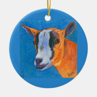Pygmy Goat Ornament