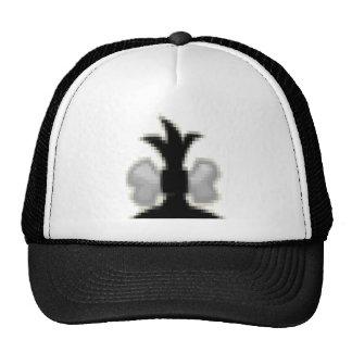 Pygmy Hair Bone cap Trucker Hat