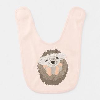 Pygmy Hedgehog is SO Cute! Bib