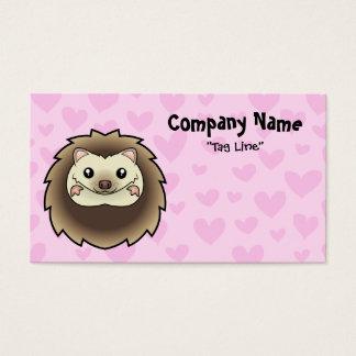 Pygmy Hedgehog Love Business Card
