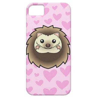 Pygmy Hedgehog Love iPhone 5 Case