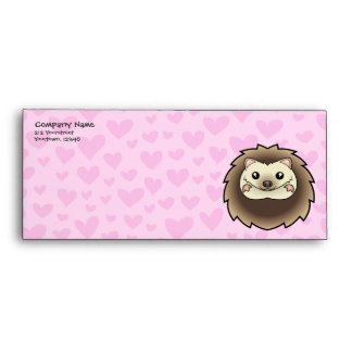 Pygmy Hedgehog Love Envelope
