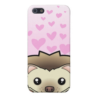 Pygmy Hedgehog Love Covers For iPhone 5