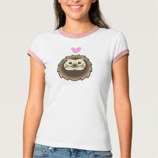 Pygmy Hedgehog Love T-Shirt