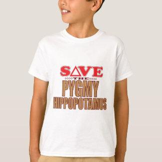 Pygmy Hippopotamus Save T-Shirt