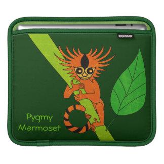 Pygmy Marmoset iPad Sleeve