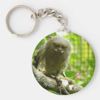 Pygmy Marmoset Keychain