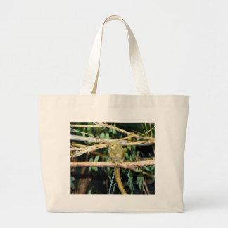 Pygmy_Marmoset,_ Large Tote Bag