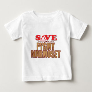Pygmy Marmoset Save Baby T-Shirt