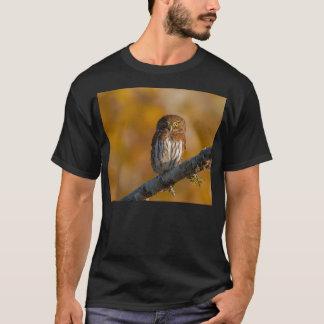 Pygmy Owl against fall colors T-Shirt