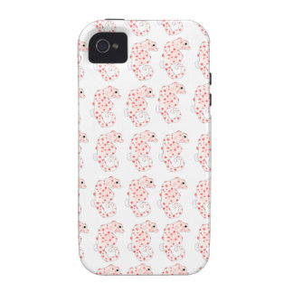 Pygmy Seahorse Pattern iPhone 4 Covers