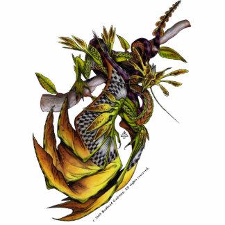 Pygmy Tree Dragon Photosculpture
