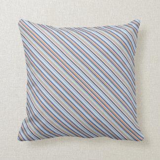 Pyjama Stripe Throw Pillow