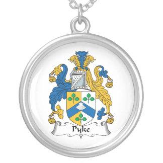 Pyke Family Crest Custom Necklace
