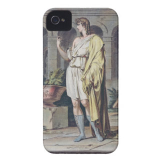Pylades, costume for 'Andromache' by Jean Racine, iPhone 4 Cover