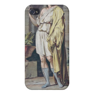 Pylades, costume for 'Andromache' by Jean Racine, Cover For iPhone 4