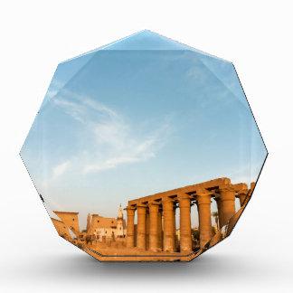 Pylon and Colonnade, Luxor Temple Award