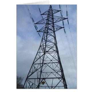 Pylon the Power Card