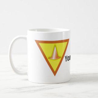 Pylons Classic White Coffee Mug
