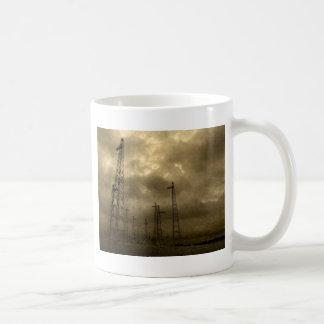 Pylons Coffee Mugs