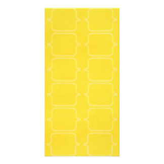 PYM BRIGHT YELLOW PATTERN BACKGROUND TEMPLATE TEXT