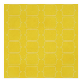 PYM BRIGHT YELLOW PATTERN BACKGROUND TEMPLATE TEXT POSTER