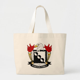 Pynchon Family Crest Canvas Bags
