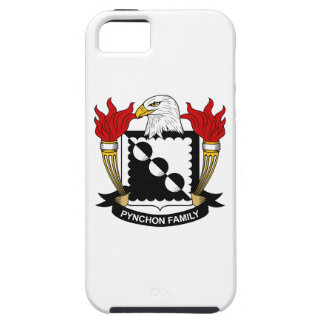 Pynchon Family Crest iPhone 5 Case