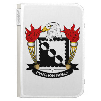 Pynchon Family Crest Kindle 3G Cases