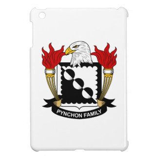 Pynchon Family Crest iPad Mini Cases