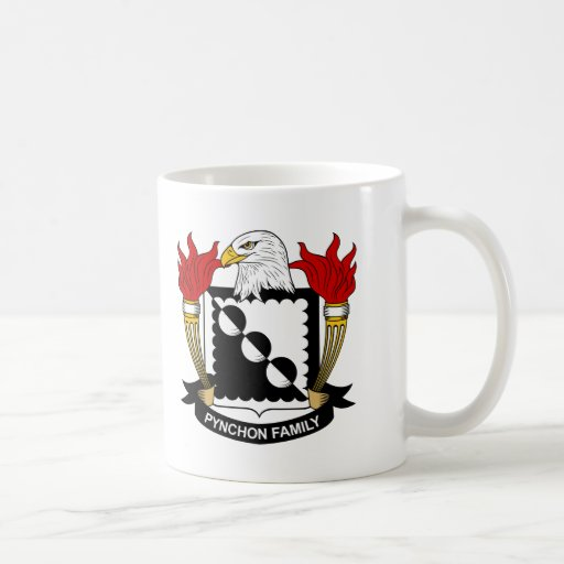 Pynchon Family Crest Coffee Mug