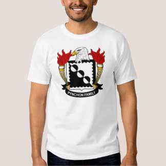 Pynchon Family Crest T-shirt