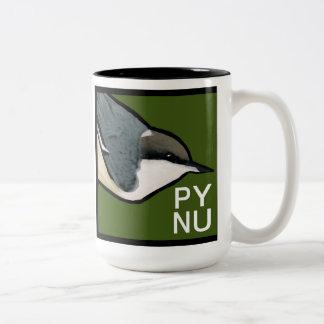 PYNU mug