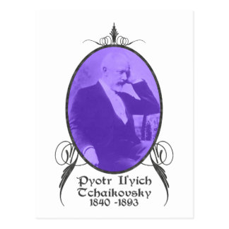 Pyotr Il'yich Tchaikovsky Postal