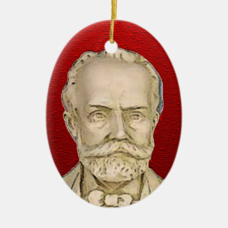 Pyotr Tchaikovsky Christmas Ornament