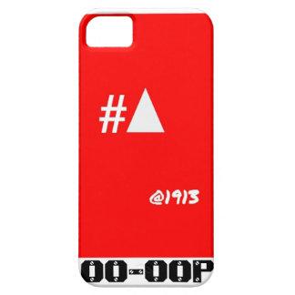 #Pyramid @1913 de la cubierta del iPhone de la the iPhone 5 Carcasa