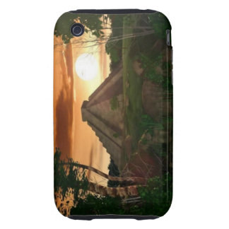 pyramid and sunset iphone tough speck case
