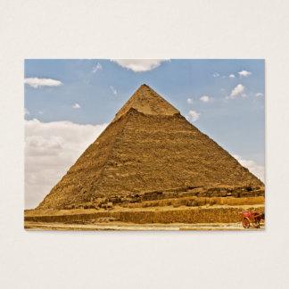 Pyramid Business Card
