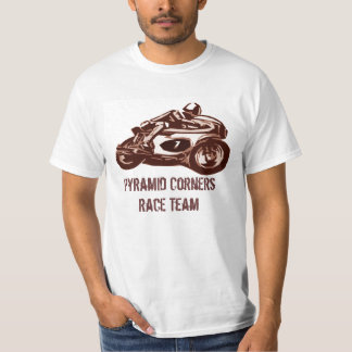 Pyramid Corners Race Team T Shirt