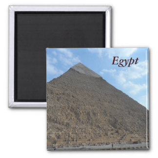 Pyramid- Egypt 2 Inch Square Magnet