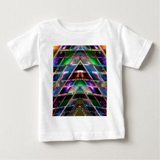 PYRAMID  - Enjoy Healing Energy Spectrum Baby T-Shirt