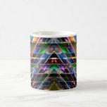 PYRAMID  - Enjoy Healing Energy Spectrum Mugs