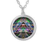 PYRAMID  - Enjoy Healing Energy Spectrum Necklaces
